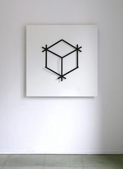 Florian Jenett - One Perfect Cube - 2010